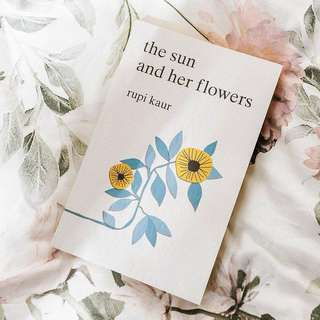 The Sun And Her Sunflowers Poetry Book 🌻