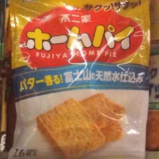日本直運 牛油酥餅