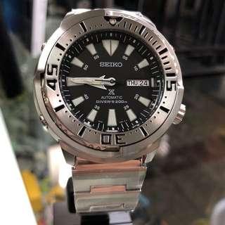Seiko Prospex Baby Tuna SRP637K1 SRP637 200m Diver