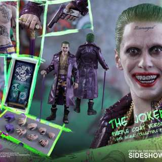 Hot Toys Purple Coat Joker