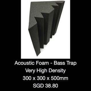 Bass Trap Acoustic Panel