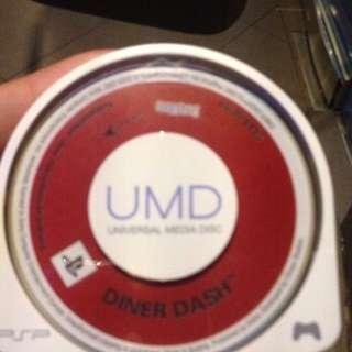 UMD PSP Games