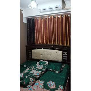 Disewa Harian/mingguan/bulanan/tahunan-studio, 2BR full furnished BY LLP