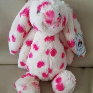 Special Edition Bashful Bunny - KEELEY