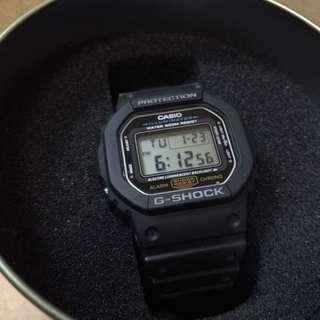 Casio G-SHOCK DW-5600E-1V
