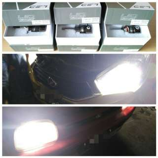 LED Headlight H4, H7, H11