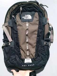 Northface Hot Shot Backpack