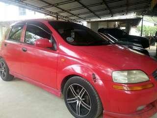 Chevrolet aveo (2004) [A]