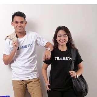 Yuk koleksi baju TRANSTV & TRANS7 nya