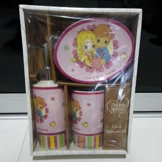 BNIB bathroom set