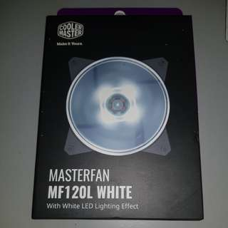 CPU FAN WHITE QUIET