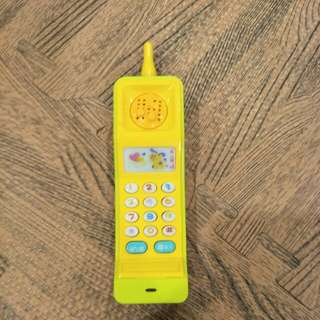 Baby mobile phone