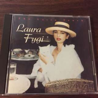Audiophile Laura fygi the Latin touch cd