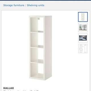 [Almost New] Ikea shelf
