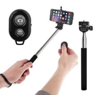 Ashutb Selfie Stick w/ Remote Control