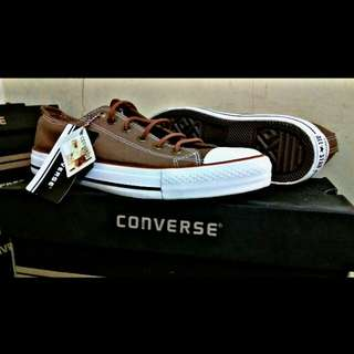 Converse Shoes All Star Brown
