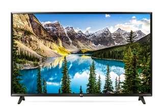 """全新 LG 55""""4K 平面電視 平售"""