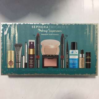 BN Sephora favorites 12pcs must-have makeup superstars exclusive kit set