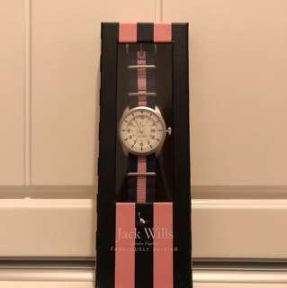 Jack Wills 手錶 100% new 從未用過