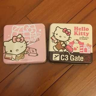 Sanrio Hello Kitty 鐵盒