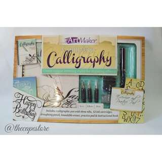 Art Maker Calligraphy Set