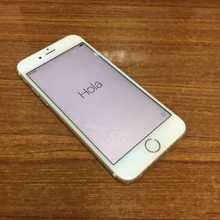 Iphone 6s 64gb gold iCloud issue