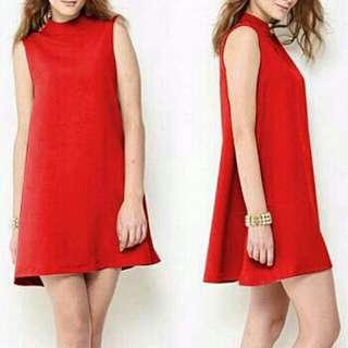 BMD. DRESS ALINA NAVY 41.000  bahan spandek soft.  allsize fit to L