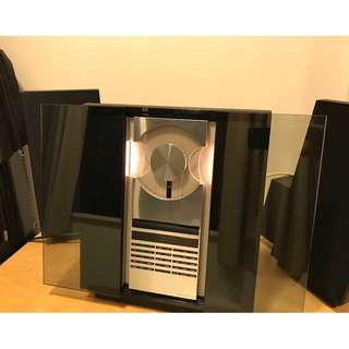 Bang & Olufsen Stereosystem & CD incl 2 speakerboxes