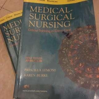 Medical- Surgical Nursing- Lemone and Burke