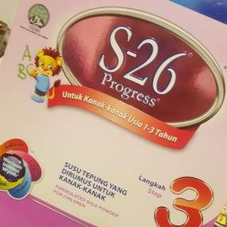 S-26 Formula Milk #CNY88