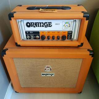 Orange OR 15 Electric Guitar Amplifier