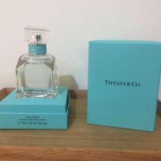 Tiffany&Co 鑽石香水 50ml