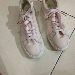 Nevada soft pink shoes