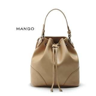 MNG MANGO BUCKET BAG \\ WOMEN HANDBAG \\ SHOULDER BAG
