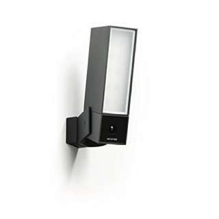 NETATMO Presence, Outdoor Security Camera with People, Car and Animal Detection (NOC01-US)