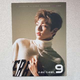 Wanna One Nothing Without You (Calendar)