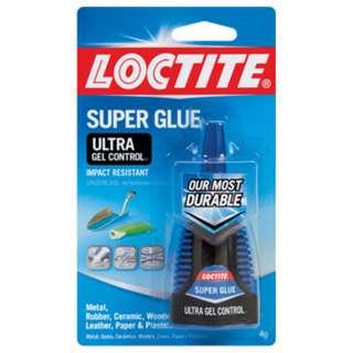 Loctite® ULTRA Gel Control™ Super Glue