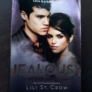 Jealousy by Lili St. Crow
