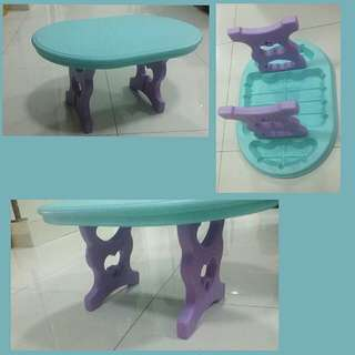Table For Kids Play Room
