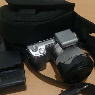 Mirrorless camera Sony NEX-5N