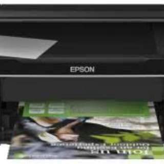 Epson TXT 121 Inkjet Color All-In-One Printer