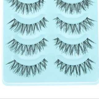 False Eye lashes
