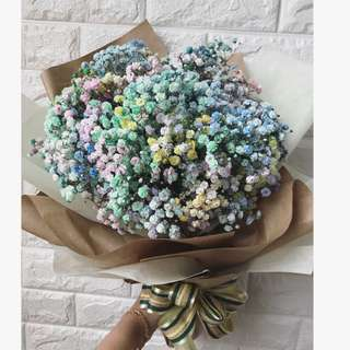 Baby Breath Bouquet (Large)