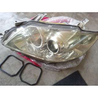 Camry ACV40 Left Front headlamp front light 2008 year Original Spare Part