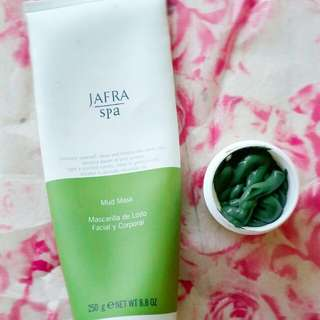 Paket Jafra Royal Jelly + Mud mask