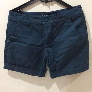 Polo Dark Green Shorts