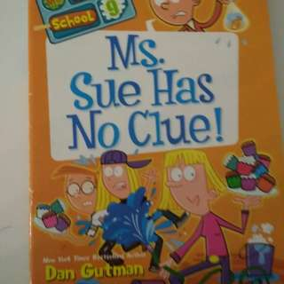 Ms.Sue Has No Clue!