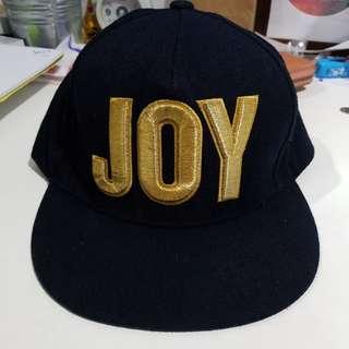 JOY snapback