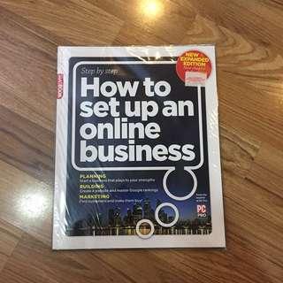 Online business magazine