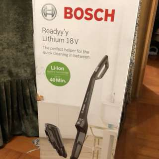 BOSCH 二合一無線直立/手提吸塵機